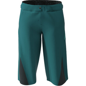 Zimtstern StarFlowz Shorts Damen pacific green/black